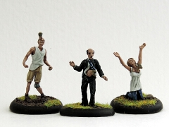 Attica Games: Slithereen - Tortured Hosts  - jpeg image