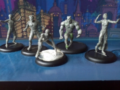 Attica Games: The Supers - The Outsiders  - jpeg image